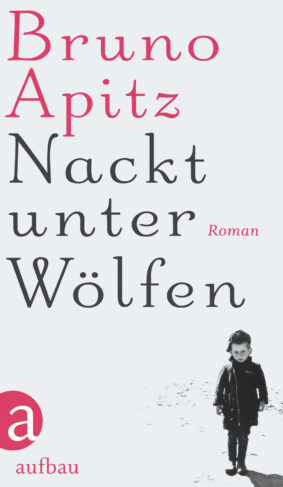 Nackt unter Wölfen Book Cover