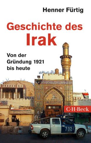 Geschichte des Irak Book Cover