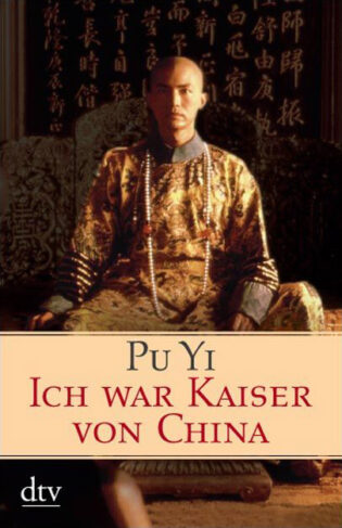 Ich war Kaiser von China Book Cover