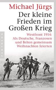 Der kleine Frieden im großen Krieg Book Cover