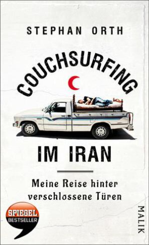 Couchsurfing im Iran Book Cover