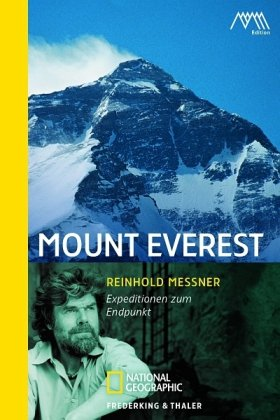 Mount Everest - Expeditionen zum Endpunkt Book Cover