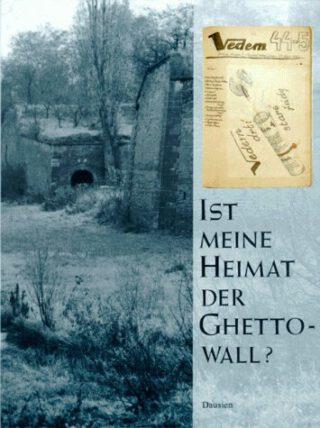 Ist meine Heimat der Ghettowall? Book Cover