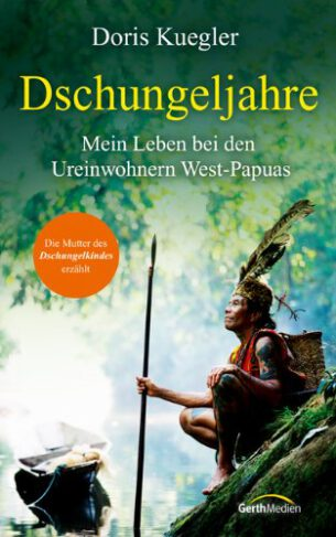 Dschungeljahre Book Cover
