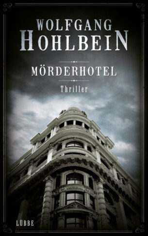 Mörderhotel Book Cover