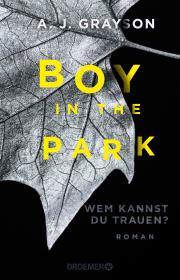 Boy in the Park Book Cover