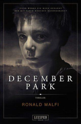 December Park Book Cover