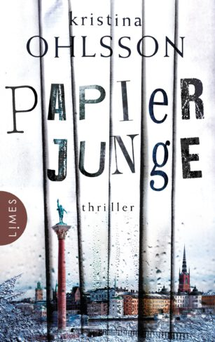 Papierjunge Book Cover