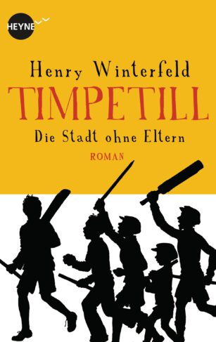 Timpetill - Die Stadt ohne Eltern Book Cover