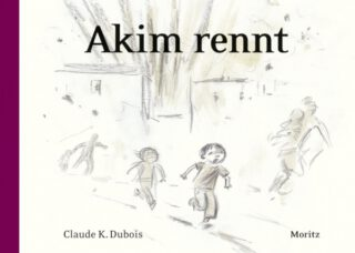 Akim rennt Book Cover