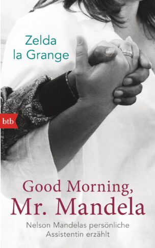 Good Morning, Mr. Mandela Book Cover