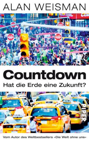 Countdown - Hat die Erde eine Zukunft? Book Cover