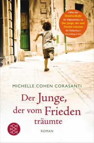 Der Junge, der vom Frieden träumte Book Cover