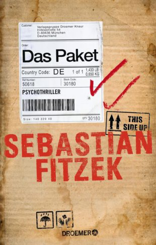 Das Paket Book Cover