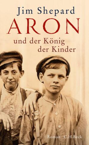 Aron und der König der Kinder Book Cover