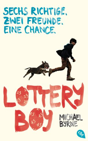 Lottery Boy Book Cover