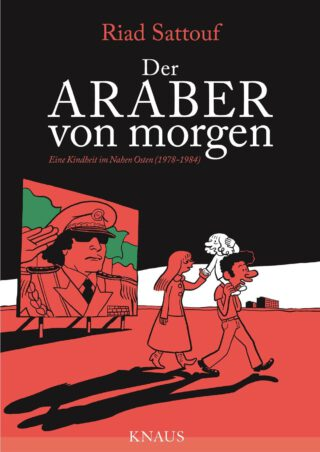 Der Araber von morgen - 1 Book Cover