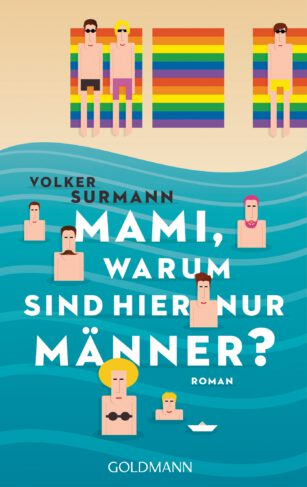 Mami, warum sind hier nur Männer? Book Cover