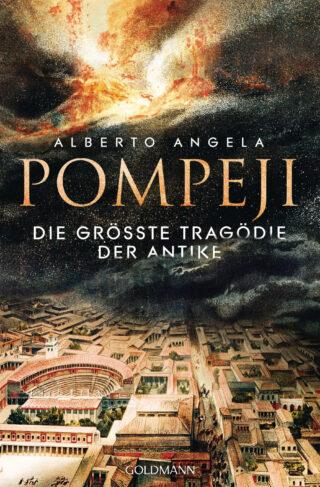 Pompeji - Die größte Tragödie der Antike Book Cover