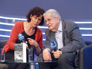 """Der Litauer Tomas Venclova über sein Buch """"Der magische Norden""""."""