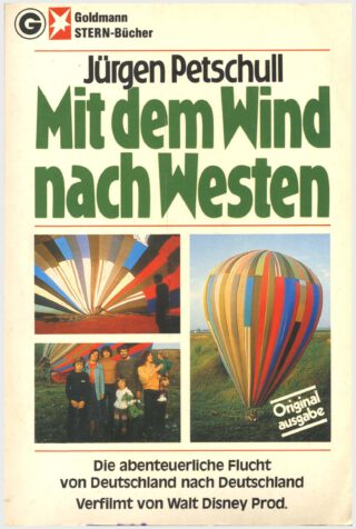 Mit dem Wind nach Westen Book Cover