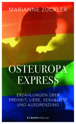 Osteuropaexpress Book Cover