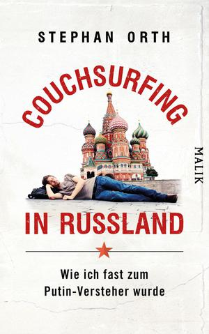 Couchsurfing in Russland Book Cover