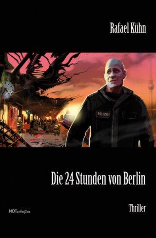 Die 24 Stunden von Berlin Book Cover