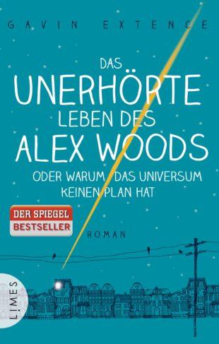 Das unerhörte Leben des Alex Woods Book Cover