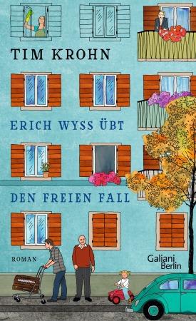 Erich Wyss übt den freien Fall Book Cover