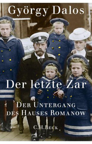 Der letzte Zar Book Cover