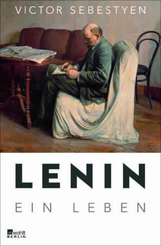Lenin - Ein Leben Book Cover
