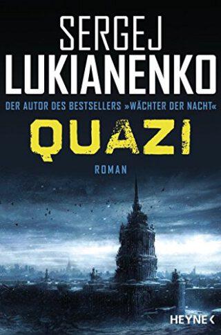 Quazi Book Cover