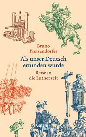 Als unser Deutsch erfunden wurde Book Cover