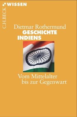 Geschichte Indiens Book Cover