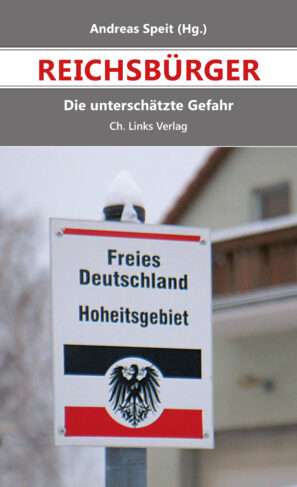 Reichsbürger - Die unterschätzte Gefahr Book Cover