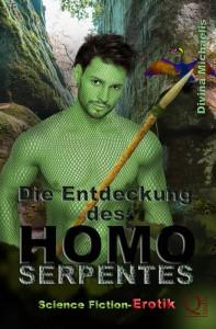 Die Entdeckung des Homo Serpentes Book Cover
