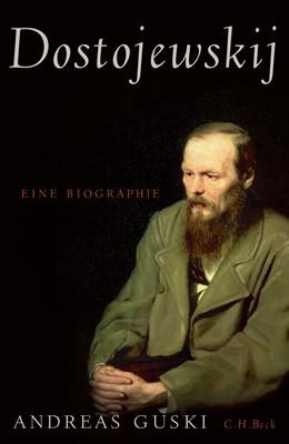 Dostojewskij - Eine Biografie Book Cover