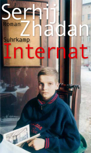 Internat Book Cover