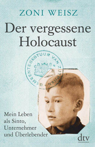 Der vergessene Holocaust Book Cover