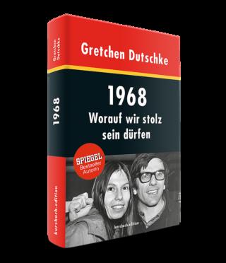 1968 - Worauf wir stolz sein dürfen Book Cover