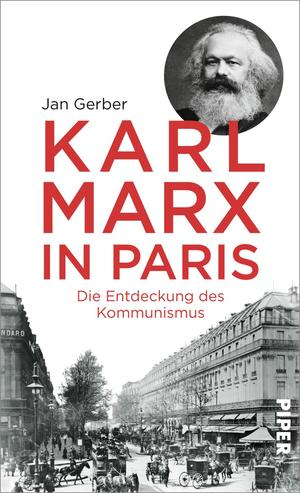 Karl Marx in Paris Book Cover
