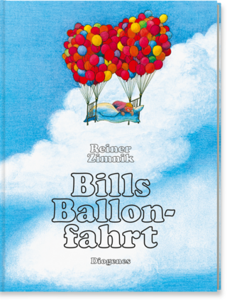 Bills Ballonfahrt Book Cover