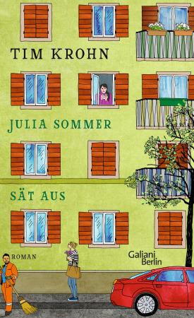 Julia Sommer sät aus Book Cover