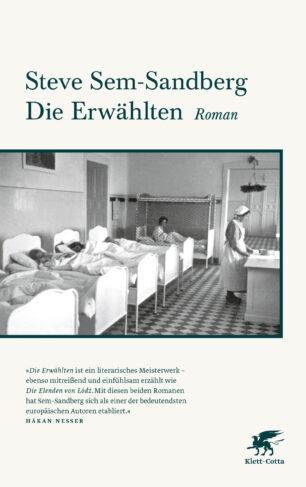 Die Erwählten Book Cover