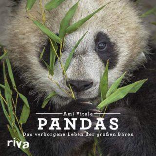 Pandas -Das verborgene Leben der großen Bären Book Cover