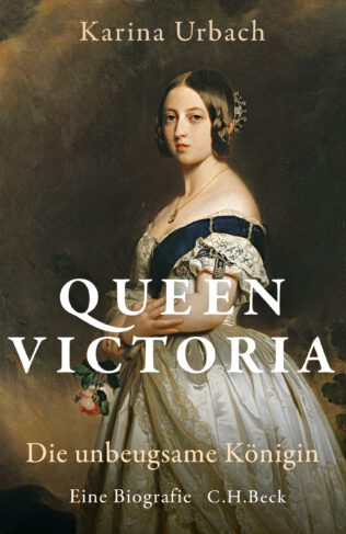 Queen Victoria - Eine Biografie Book Cover