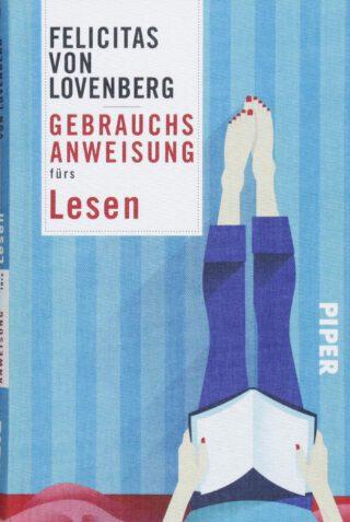 Gebrauchsanweisung fürs Lesen Book Cover