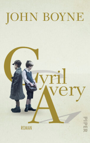 Cyril Avery Book Cover