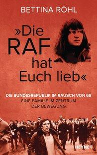 """Die RAF hat Euch lieb"" Book Cover"